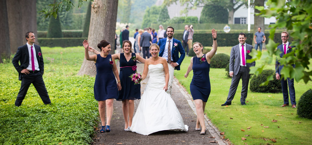 Bruiloft Oirschot, Bruidsfotografie