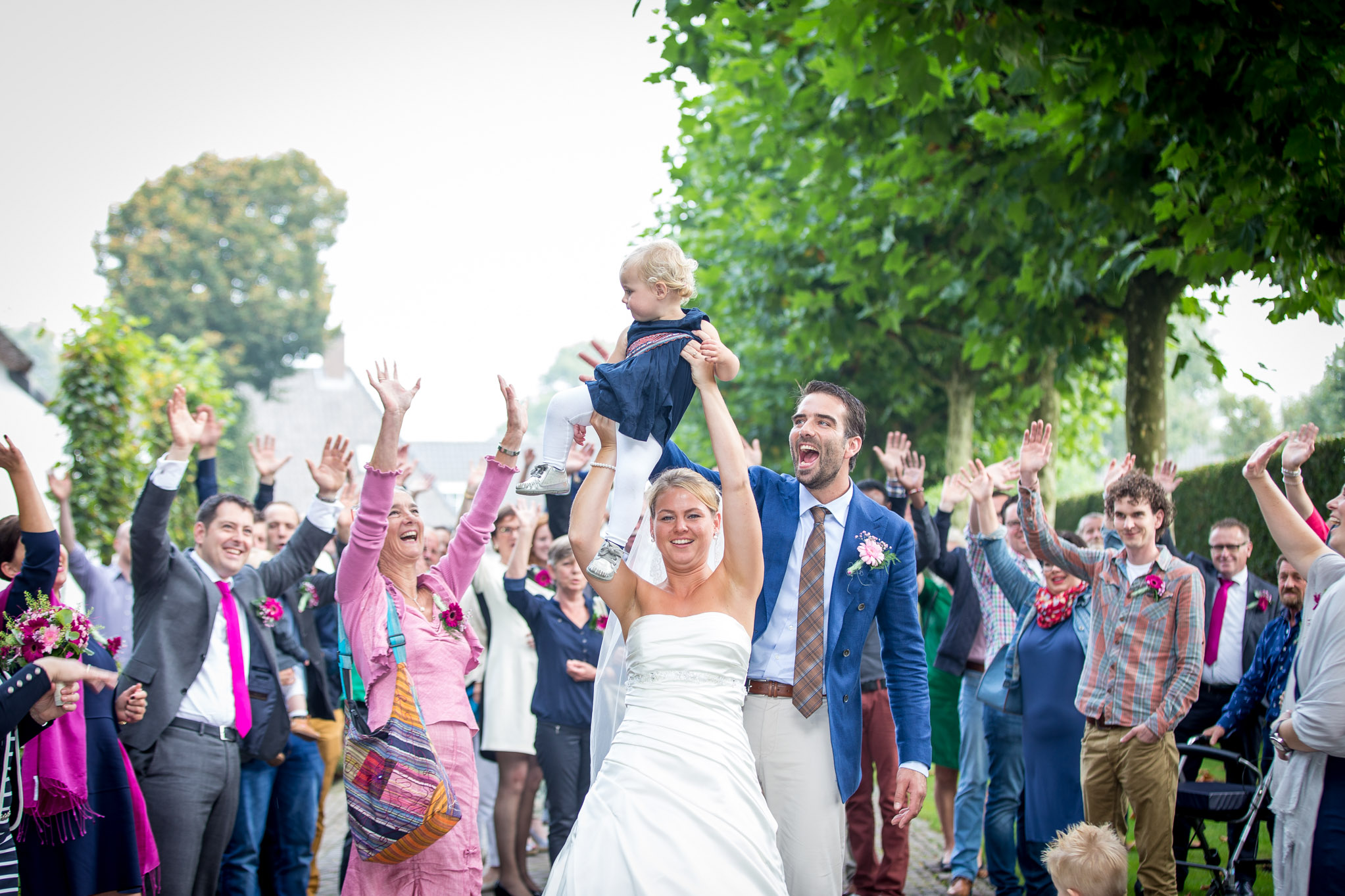 Bruiloft Oirschot, Spontaan moment, Speciaal moment,Bruiloft fotografie