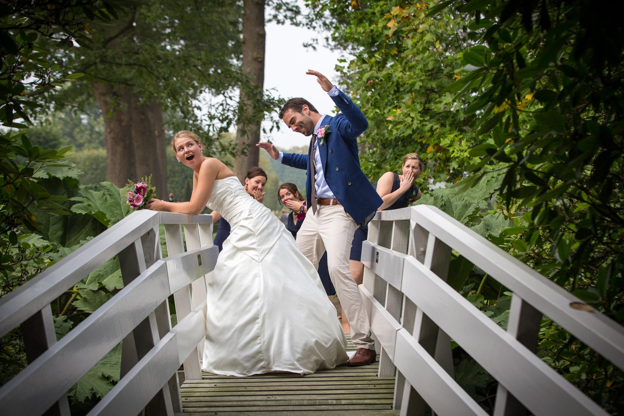 Bruidsreportage Middelbeers