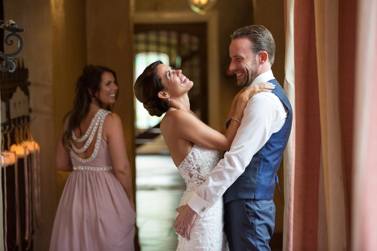 Klooster Bethlehem, Haaren, Ceremonie, Bruiloft fotografie, Vrolijke trouwfoto, Spontane trouwfoto, Bruiloft fotograaf