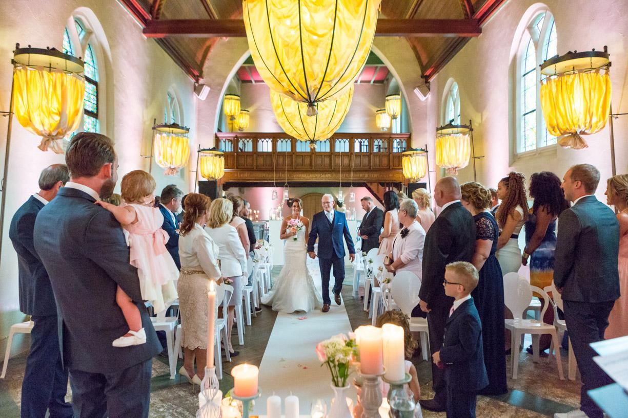 Herfst bruiloft, Klooster Bethlehem, Haaren, Noord Brabant, Trouwlocatie, Trouwreportage