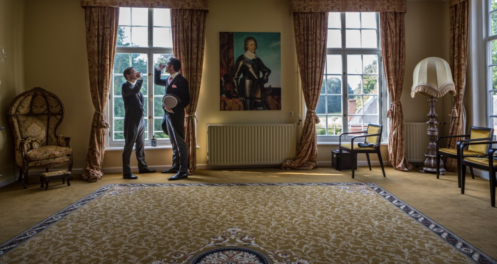 bruiloft fotograaf kasteel maurick trouwreportage vught interieur architecteur