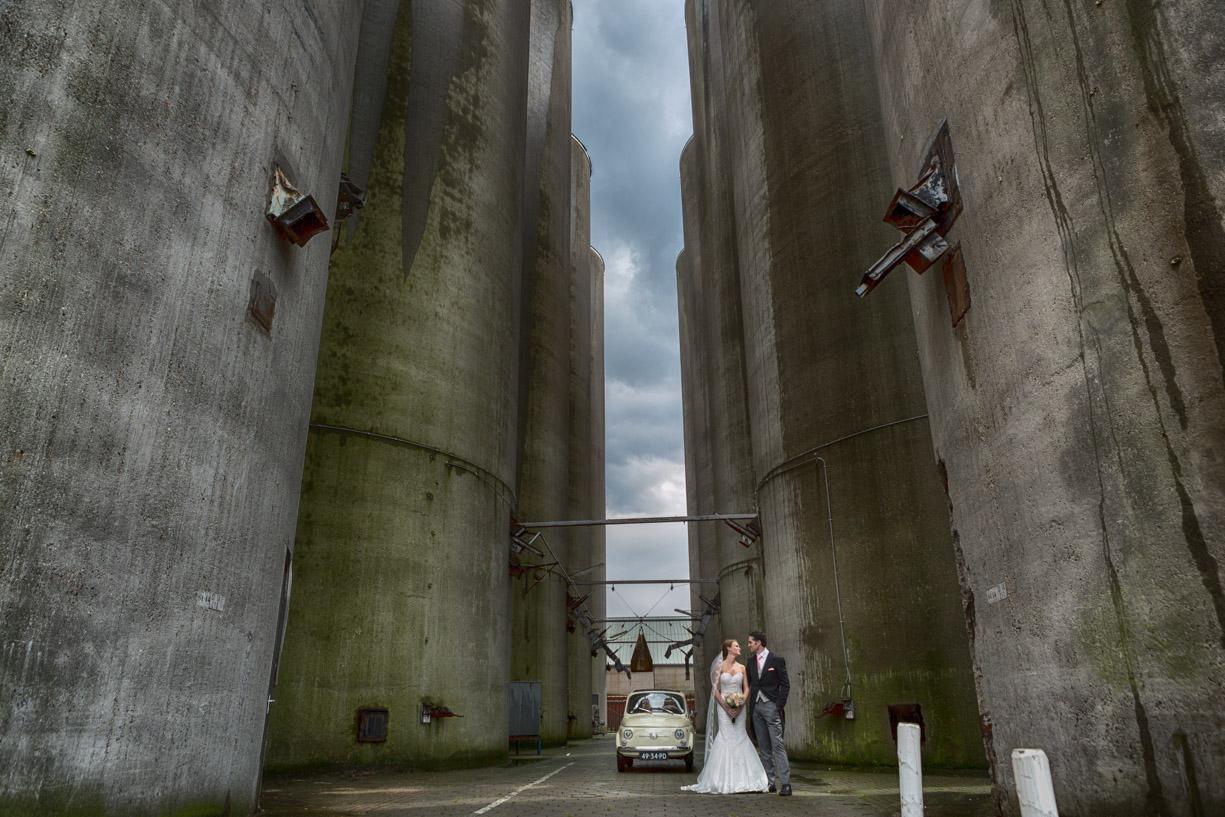 chv-veghel-fotoshoot-bruiloft-industriele-trouwfoto-fotoreportage-graancilo