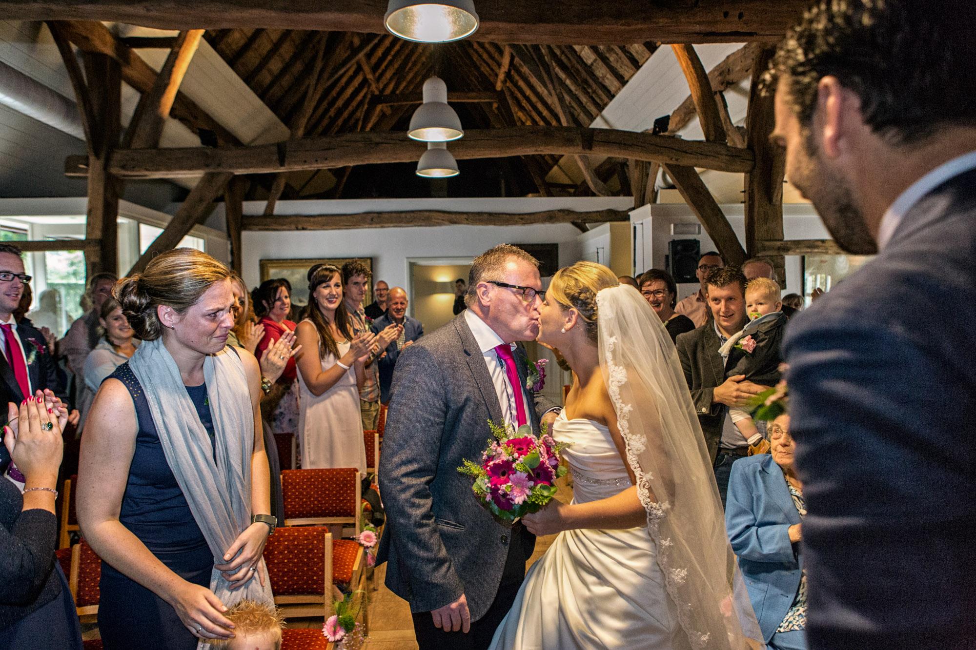 Ceremonie Landgoed Baest.